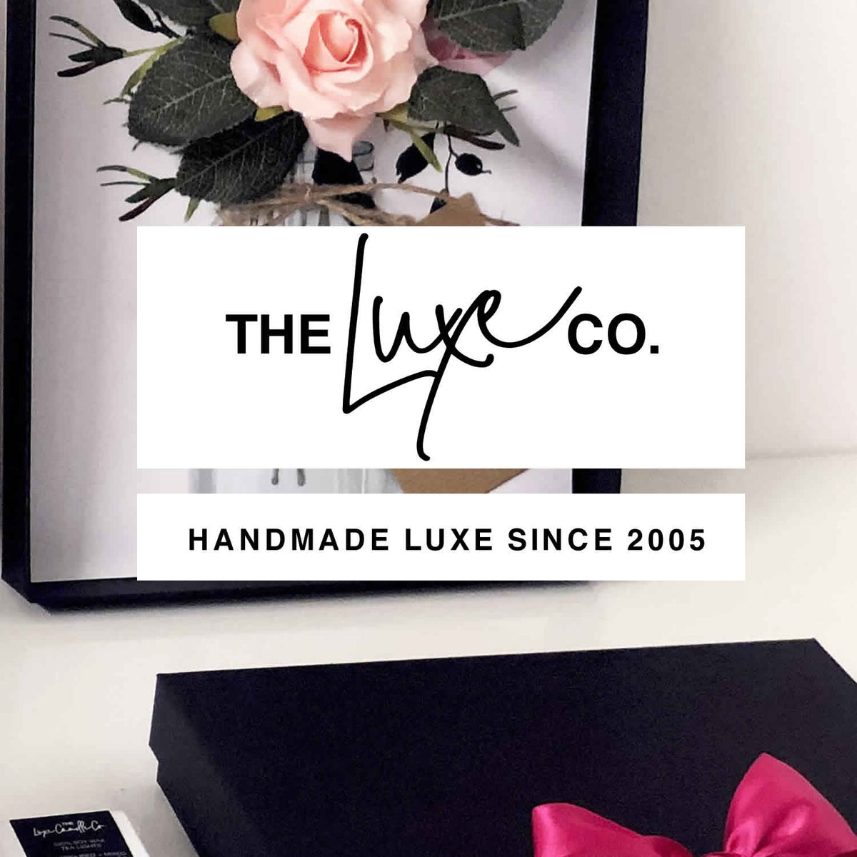The Luxe Co | Different cards and gifts with the Luxe Co touch