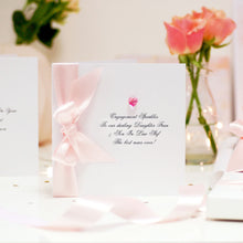 Load image into Gallery viewer, Swarovski Crystal Boxed Engagement Card - theluxeco.co.uk