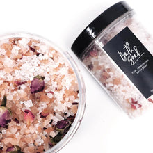 Load image into Gallery viewer, Himalayan Pink Salt Bath Soak
