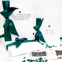 Load image into Gallery viewer, Emerald birthstone birthday card | The Luxe Co