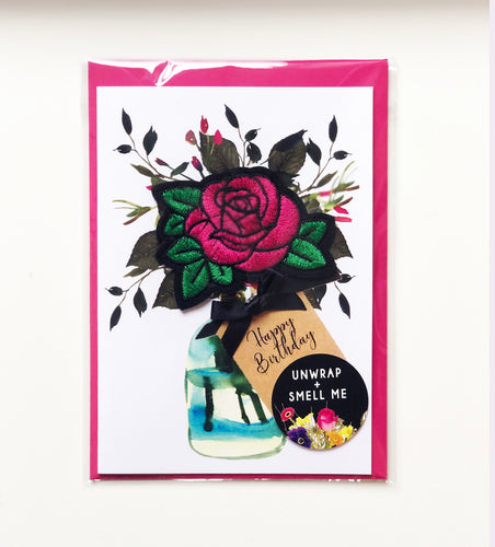 Scented Greetings Card - theluxeco.co.uk