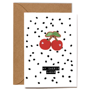 Wholesale Cards: Playful Scented Motif Cards - Cactus