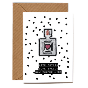 Wholesale Cards: Playful Scented Motif Cards - Hearts