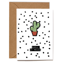 Load image into Gallery viewer, Wholesale Cards: Playful Scented Motif Cards - Cherry