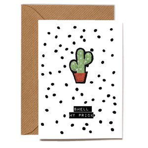 Wholesale Cards: Playful Scented Motif Cards - Cherry