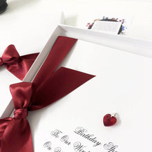 Load image into Gallery viewer, What does garnet mean january birthstone birthday cards with meaning | The Luxe Co