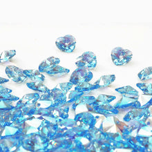 Load image into Gallery viewer, Aquamarine crystals for march birthstone The Luxe Co