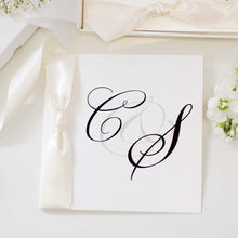 Load image into Gallery viewer, Monogram Personalised Initials Cards - theluxeco.co.uk