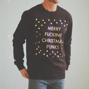 Totally personalised Christmas jumper
