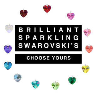 Choose your Swarovski colour