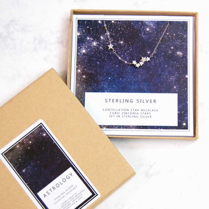 Star necklace gift | The Luxe Co