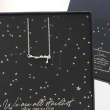 Load image into Gallery viewer, Zodiac necklace | birthday jewelry for her | The Luxe Co