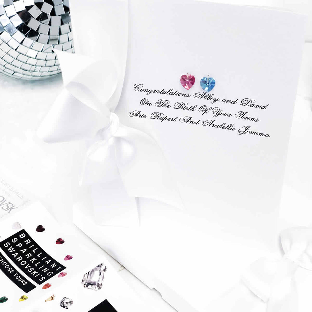 Twins boxed cards | The Luxe Co
