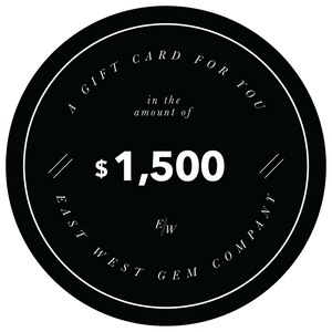 $1,500 Gift Card