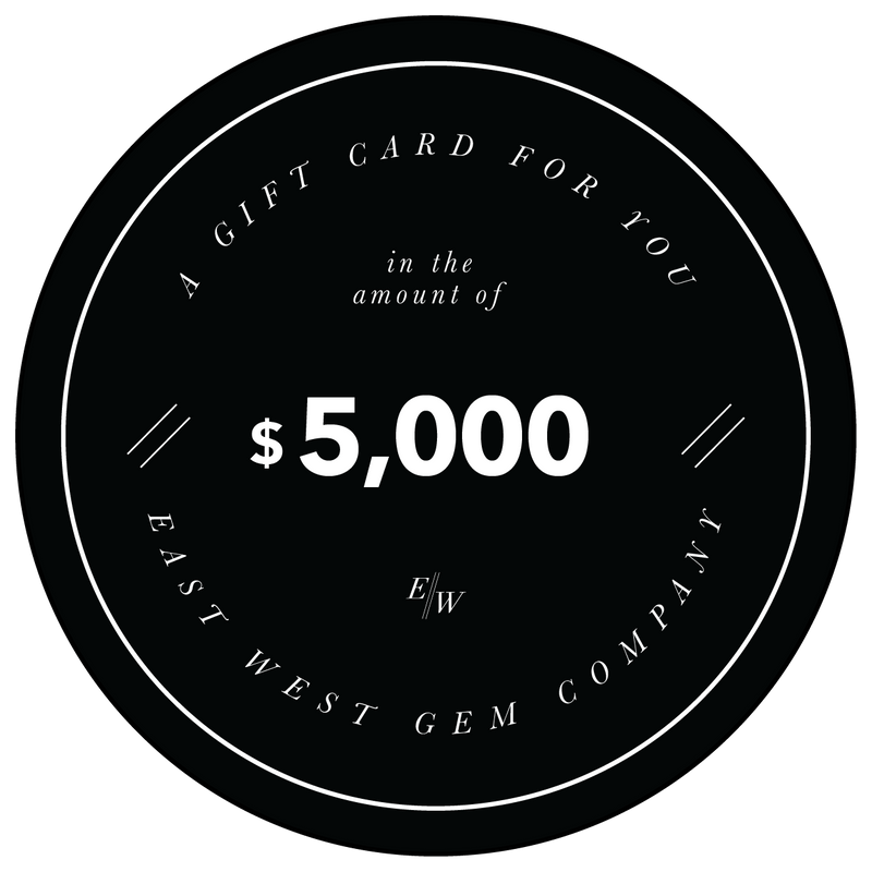 $5000 Gift Card