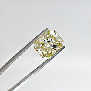 5.7 Carat Canary Yellow Radiant Cut