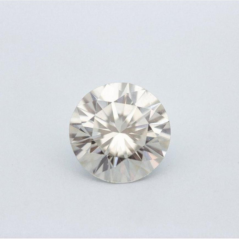 2.5 Carat Modern White Brilliant Round Cut