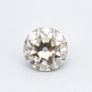 2.5 Carat Vintage White Old European Cut