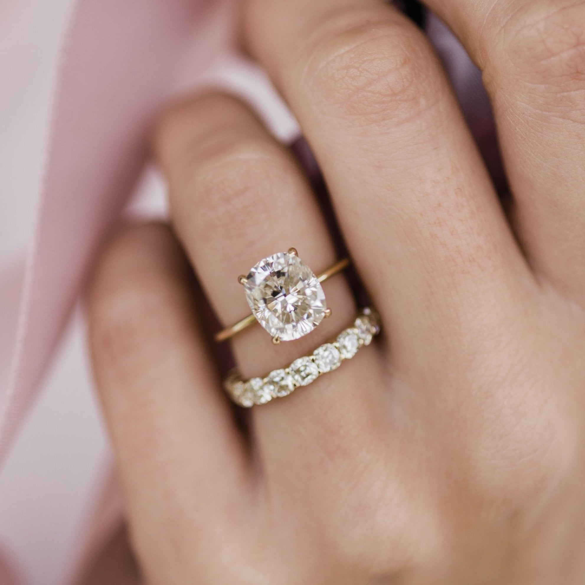 6c44c3c5499a3 The Harper Ring (3.15 Carat)