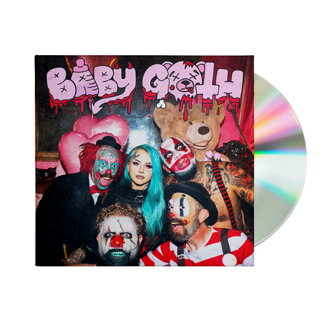 Baby Goth CD + Digital EP