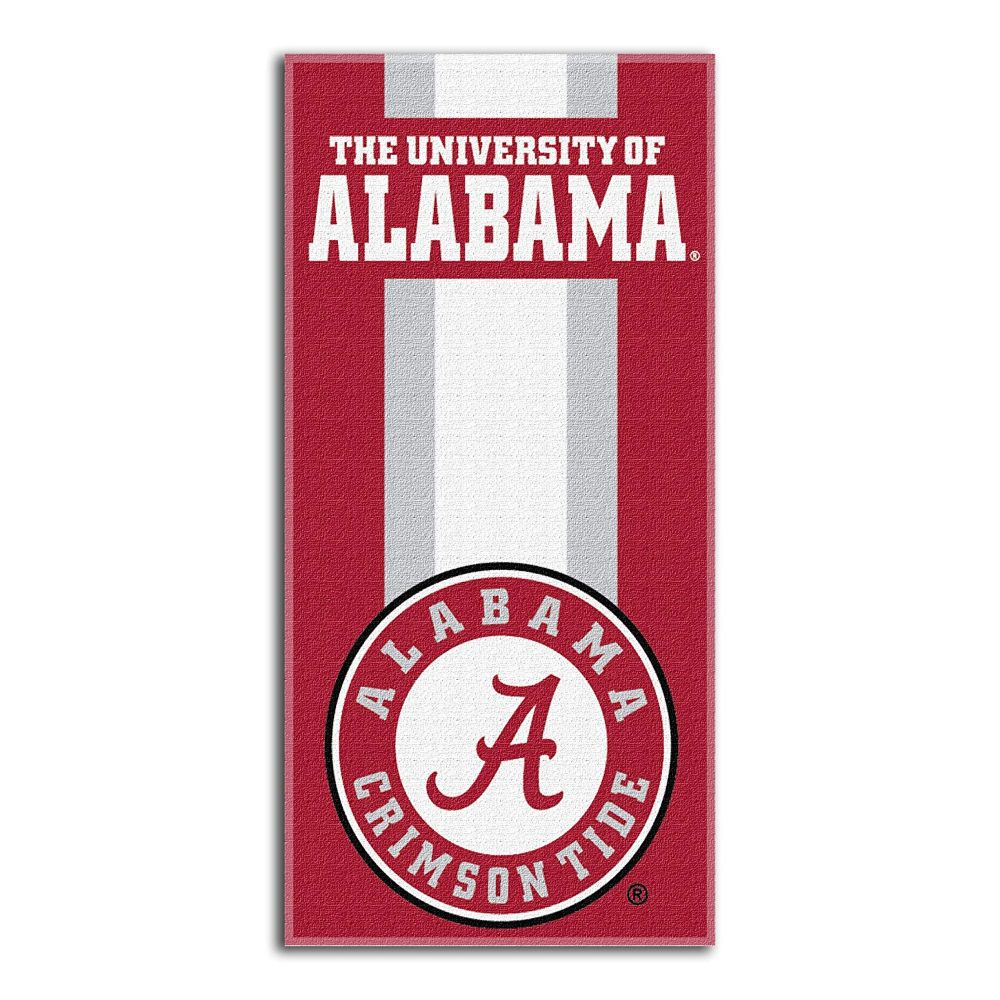 "Officially Licensed NCAA Beach Towel 30"" x 60"""