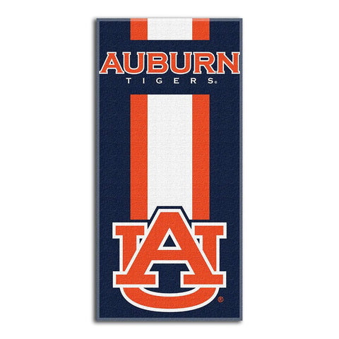 "Image of Officially Licensed NCAA Beach Towel 30"" x 60"""