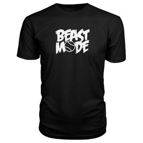 Beast Mode Premium Tee - Royal Blue / S / Premium Unisex Tee - Short Sleeves