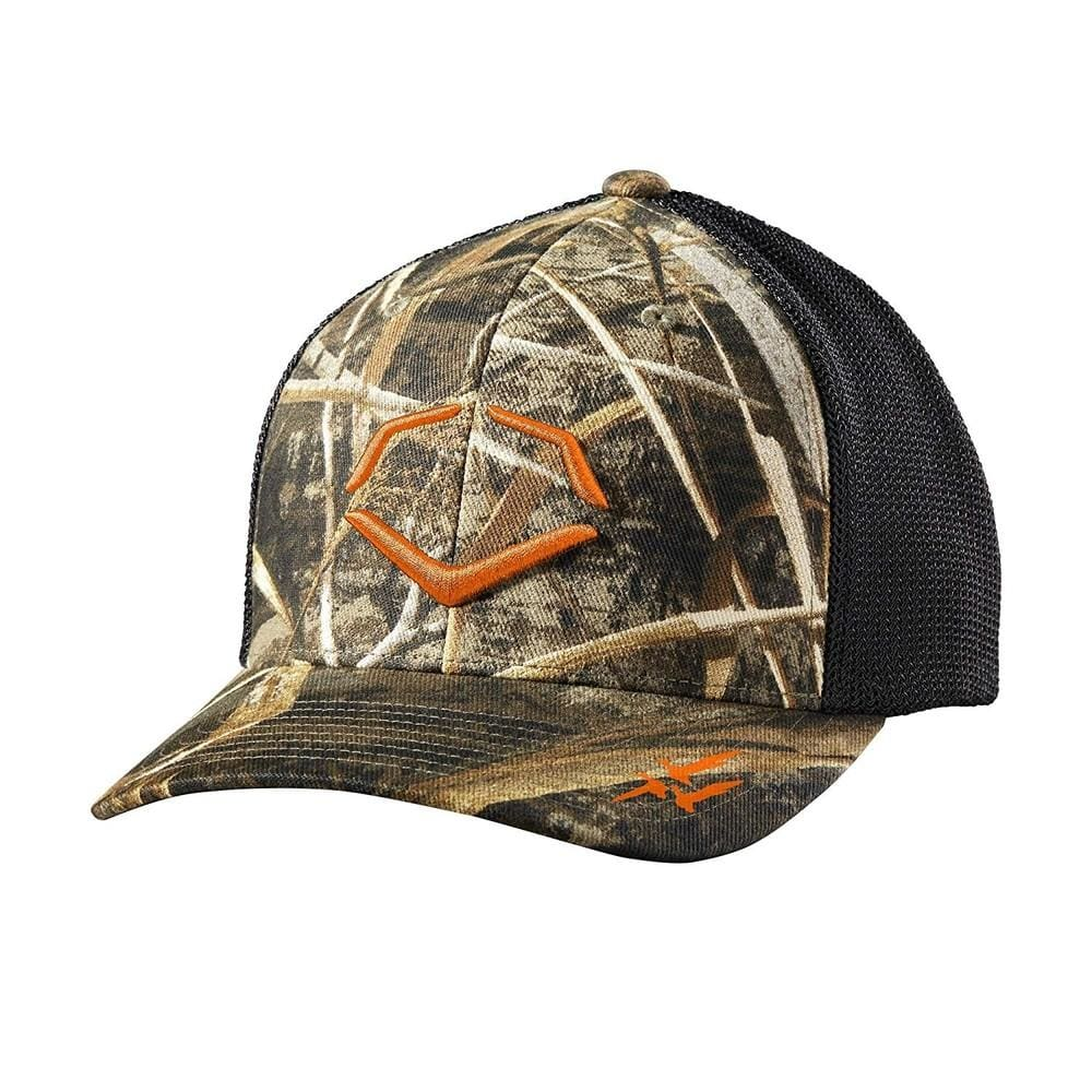 Evoshield Outdoor Hunting Flextfit Hat-realtree Camo S-md - Sporting Goods