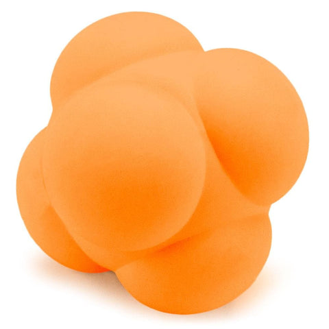 Image of Hi-Bounce Reaction Ball Orange - Sporting Goods