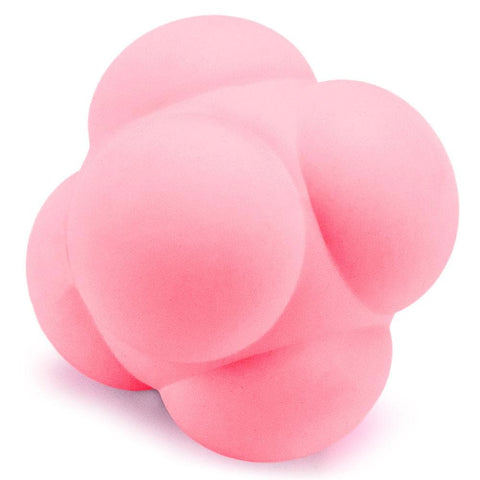 Hi-Bounce Reaction Ball Pink - Sporting Goods