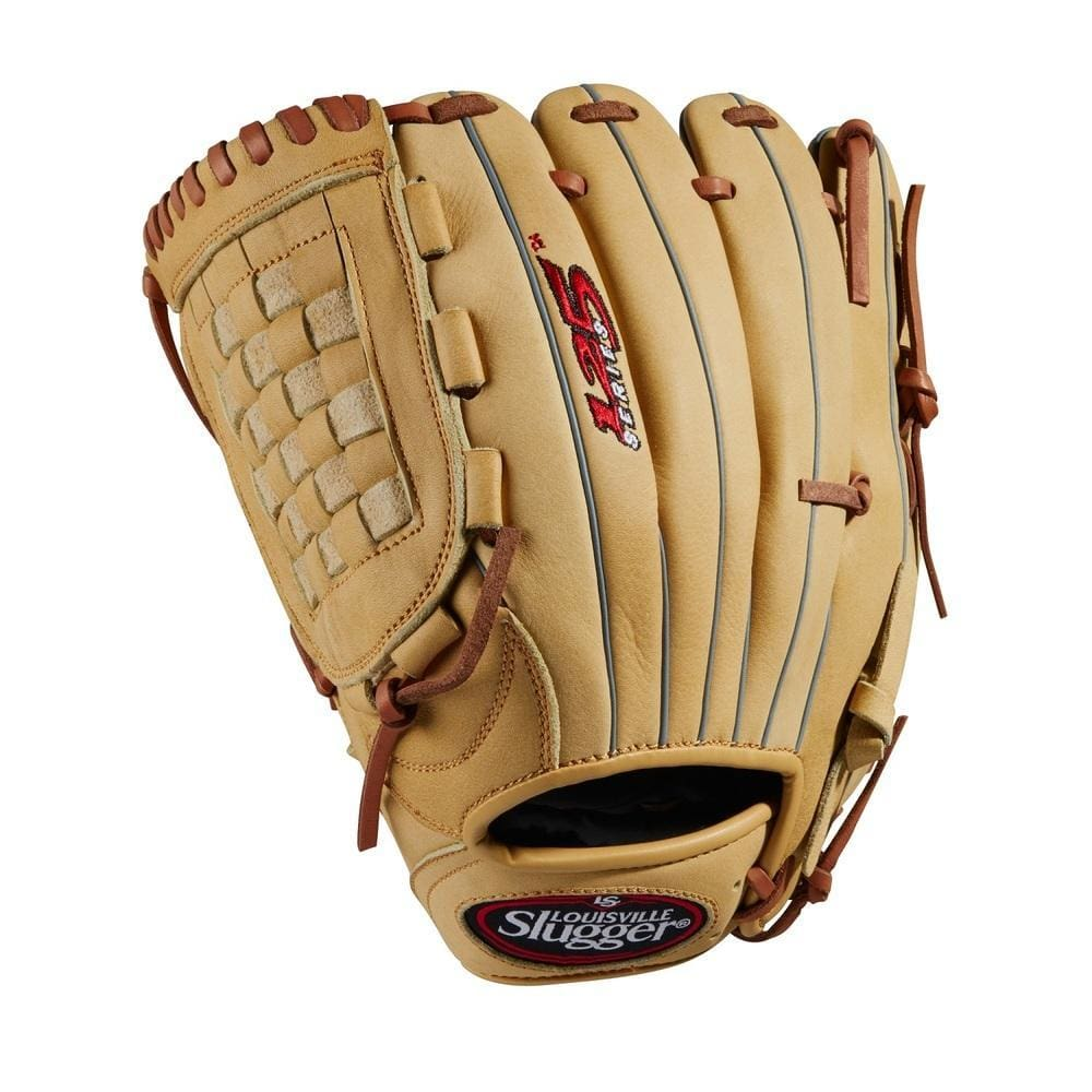 Louisville Slugger 125 Series 12in Pitcher Baseball Glove-lh - Sporting Goods