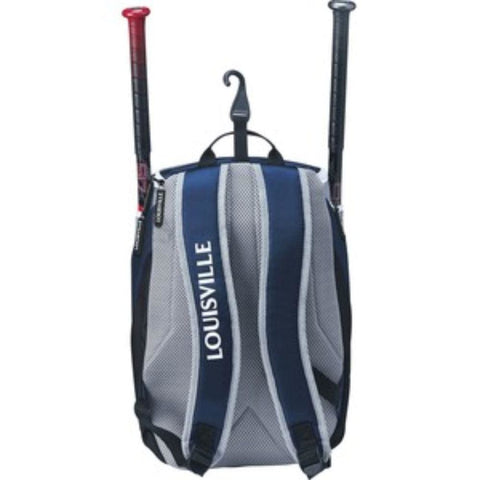 Image of Louisville Slugger Carrying Case (Backpack) for Accessories Gear Baseball Helmet Glove Shoes Bat
