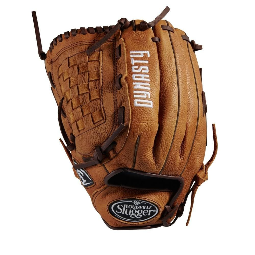 Louisville Slugger Dynasty 12in Pitcher Baseball Glove-lh - Sporting Goods