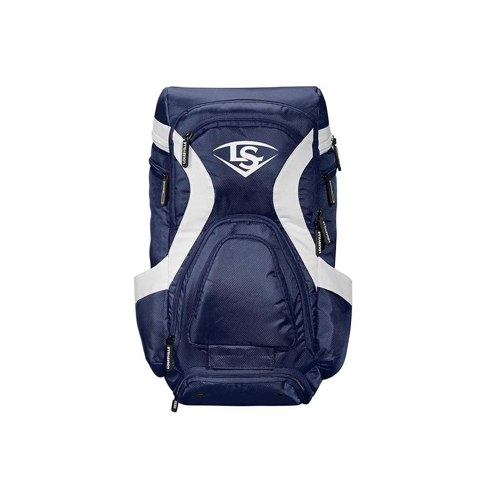 Louisville Slugger M9 Stick Baseball Backpack Navy - Sporting Goods