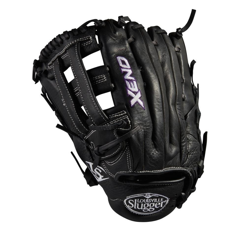 Louisville Slugger Xeno 12.5in Pitcher Fb Softball Glove-lh - Sporting Goods