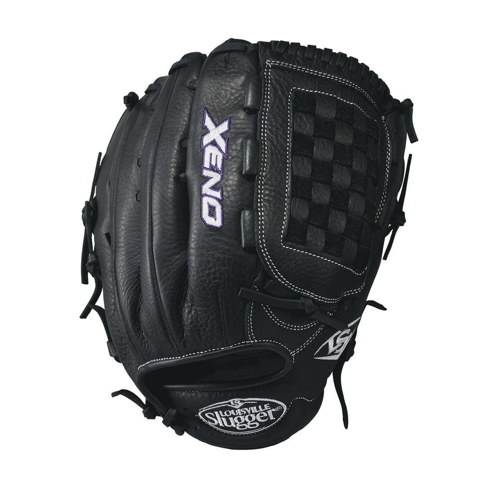 Louisville Slugger Xeno 12.75in Of Fb Softball Glove-rh - Sporting Goods