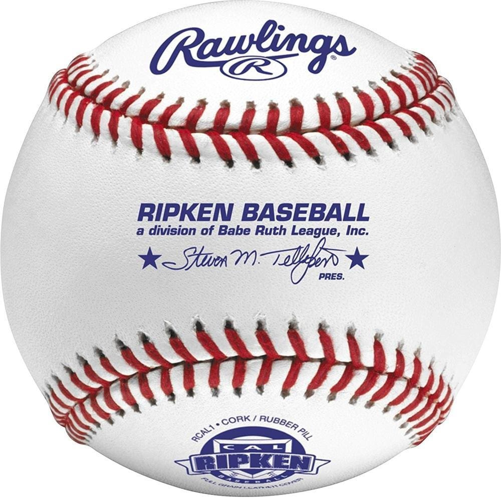 Rawlings Cal Ripken Competition Grade Baseball-dozen - Sporting Goods