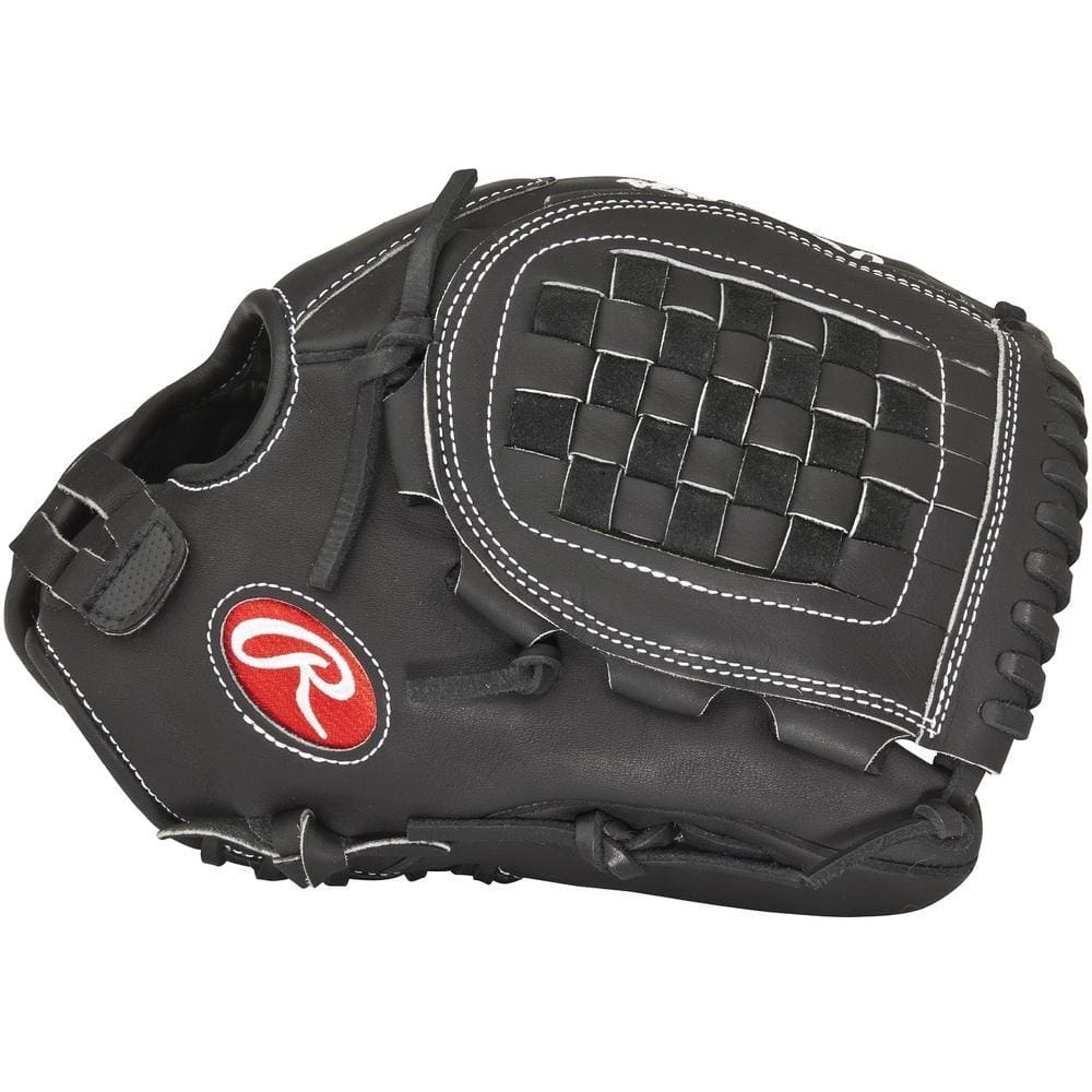 Rawlings Heart Of The Hide 12.5in Basket Web Softball Glv Lh - Sporting Goods