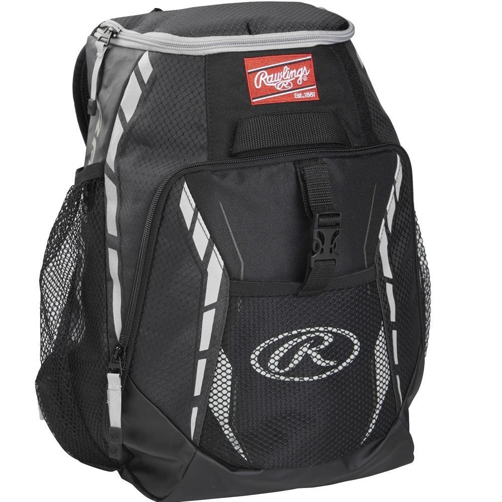 Rawlings Players Backpack - Black - Sporting Goods