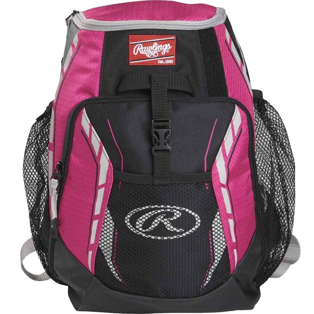 Rawlings Players Backpack - Neon Pink - Sporting Goods