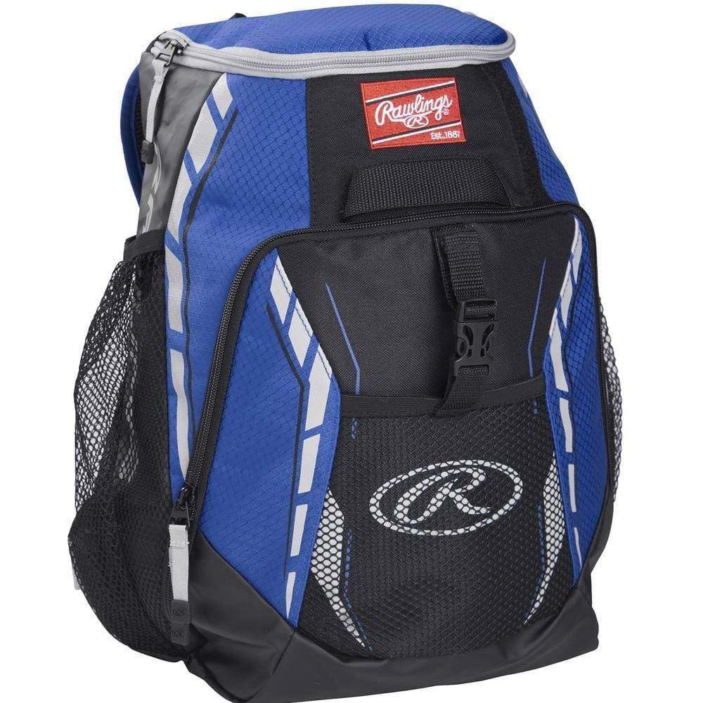 Rawlings Players Backpack - Royal - Sporting Goods
