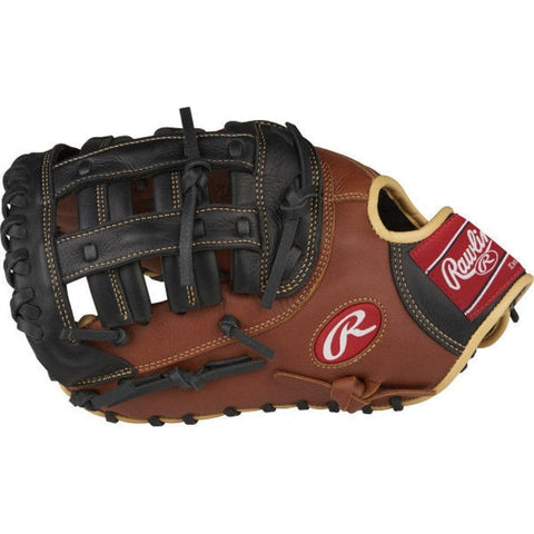 Rawlings Sandlot Series 12 1-2 1st Base Mitt - Left - Sporting Goods
