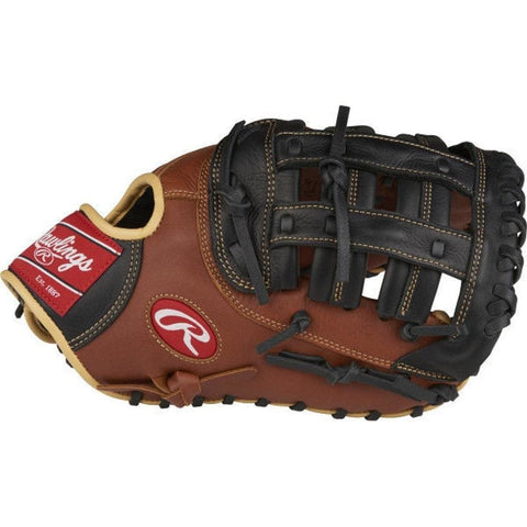 Rawlings Sandlot Series 12 1-2 1st Base Mitt - Right - Sporting Goods