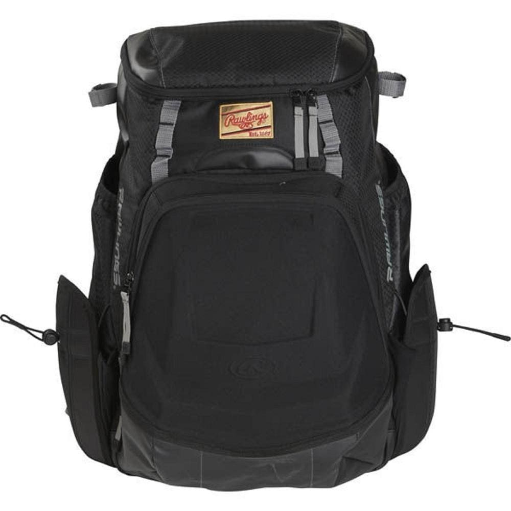 Rawlings The Gold Glove Series Equipment Bag - Black - Sporting Goods