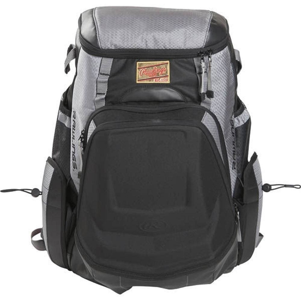 Rawlings The Gold Glove Series Equipment Bag - Graphite - Clothing Shoes & Accessories
