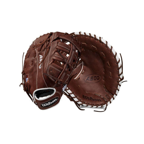 Wilson 2018 A900 12in. First Base Baseball Mitt - Left Hand Throw