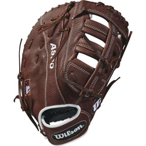 Wilson 2018 A900 12in. First Base Baseball Mitt - Right Hand Throw