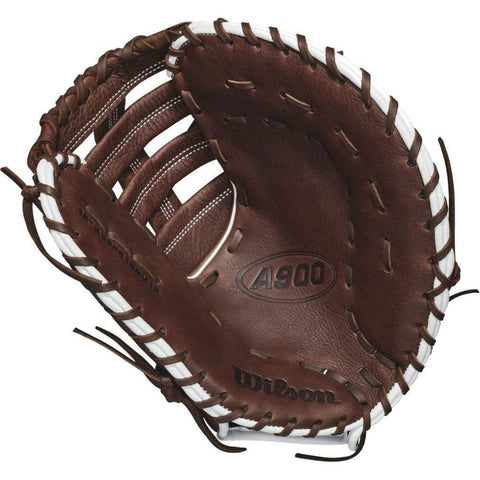 Image of Wilson 2018 A900 12in. First Base Baseball Mitt - Right Hand Throw