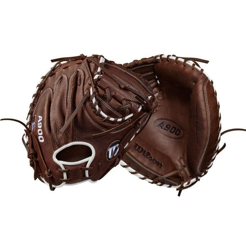 Wilson 2018 A900 34in. Catchers Baseball Mitt - Right Hand Throw