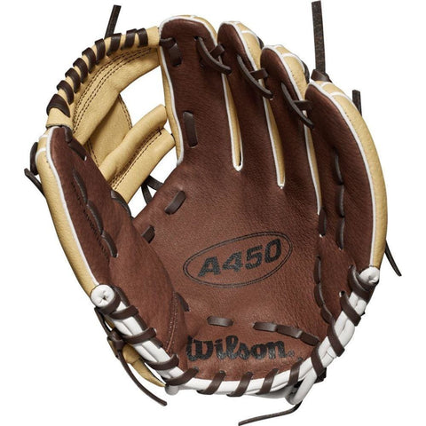 Image of Wilson 2019 A450 10.75in. Baseball Glove - Right Hand Throw
